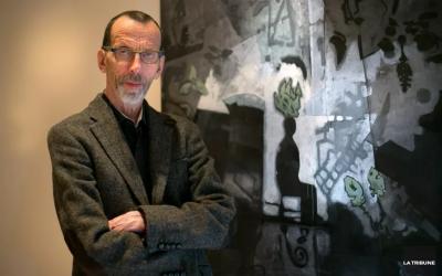 Louis-Pierre Bougie: voyager, créer