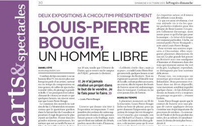 Louis-Pierre Bougie, un homme libre