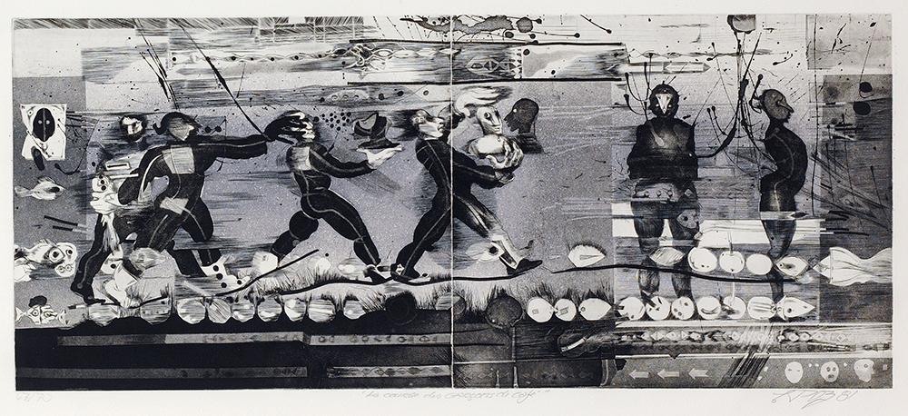 La course des garçons de café (1981)