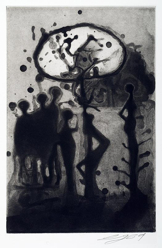 Goût du noir I (2009)