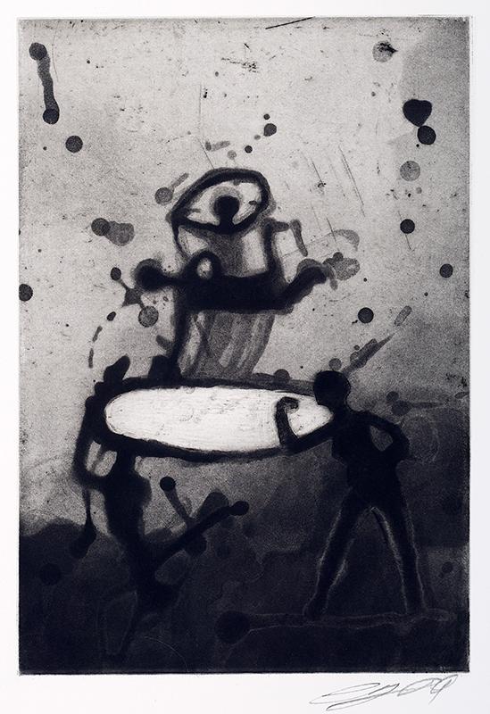 Goût du noir IV (2009)