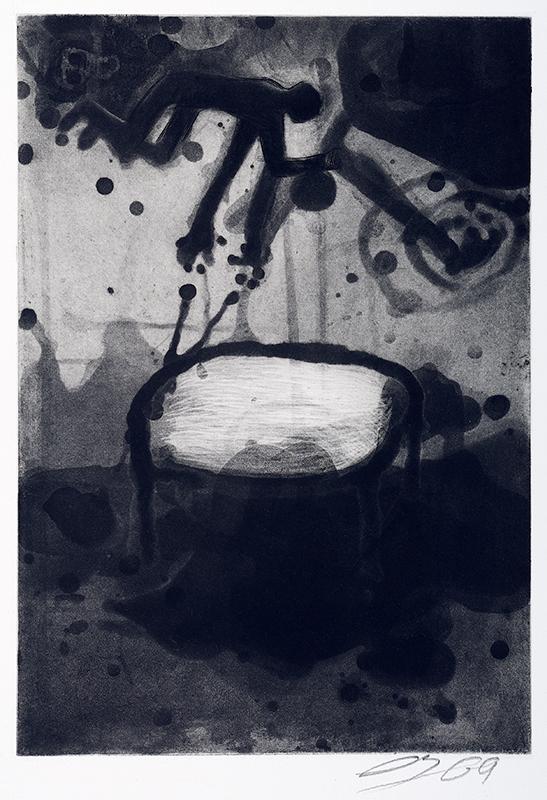 Goût du noir V (2009)