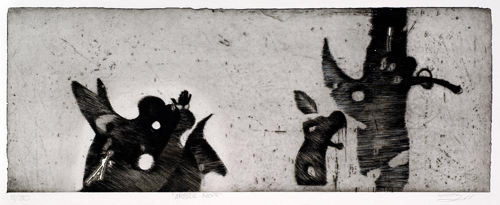 Arbre noir (2011)