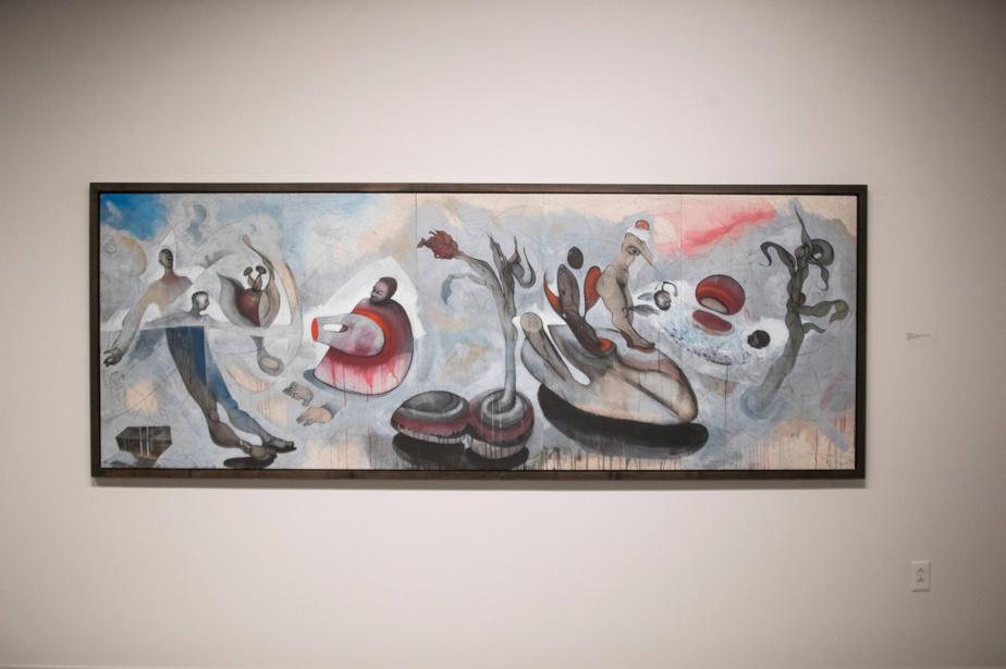 Portrait de la Suite rouge (1996)